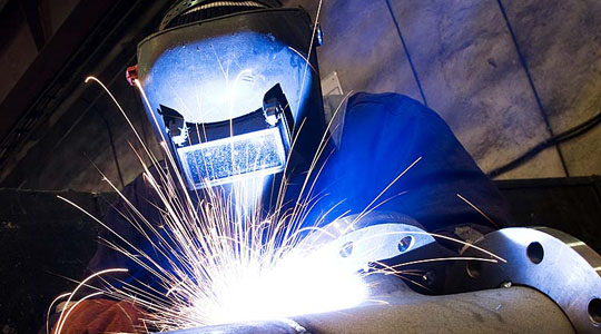 Dechert Dynamics Welding & Fabricating Services
